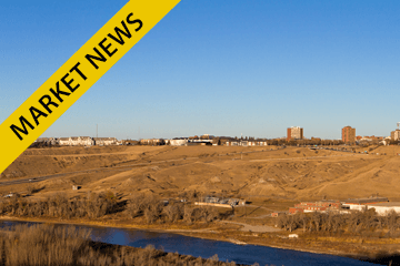 Lethbridge Real Estate Market Dips Slightly as Summer Starts