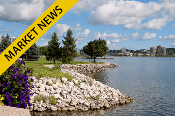 Barrie Real Estate Market Up Year-Over-Year But Still Underperforming This Summer
