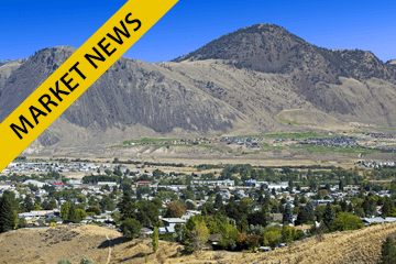 Kamloops Real Estate Market Down Slightly but Still Strong