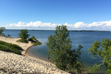 The Lovely Lakeside Beaches of Canada