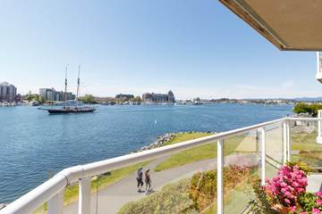 3 Victoria Properties for Sale with Terrific Views