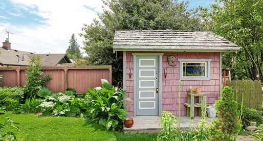 Clever Uses for Your Backyard Shed