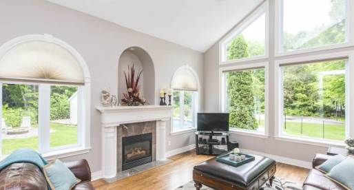 5 Ottawa Homes for Sale with Charming Fireplaces
