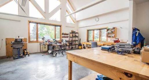 5 Homes for Sale in Canada with Handy Workshops