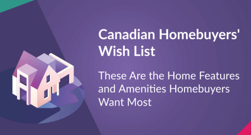 The Most Popular Features: What Canadian Homebuyers Want