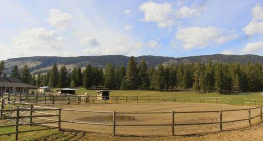 5 Canadian Properties for Sale with Equestrian Facilities