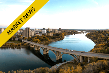 Sales Slowing Significantly in Saskatoon