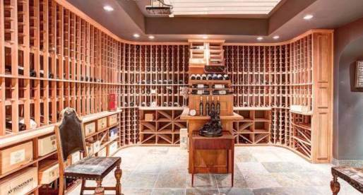 3 Canadian Homes for Sale with Magnificent Wine Cellars