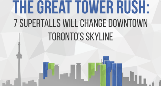 Tower Rush: Toronto To Add 80 New Skyscrapers in the Next Few Years