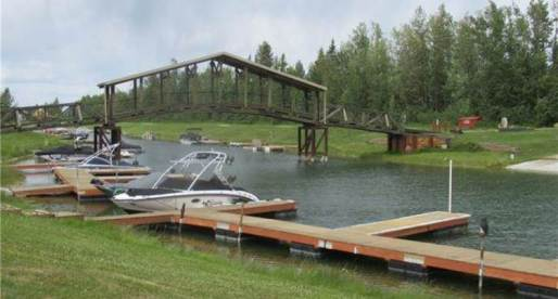 3 Alberta Homes for Sale with Fantastic Boating Facilities