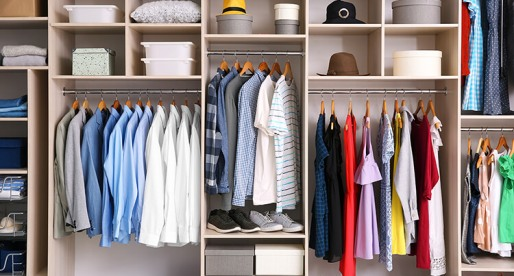 Keep Your Closet Organized with These Great Tips