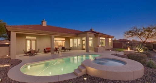 Phoenix Homes for Sale with Fabulous Swimming Pools