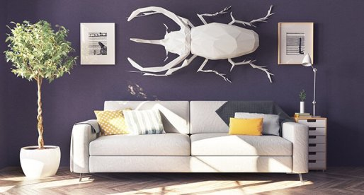 6 Large Wall Decorating Ideas You'll Want in Your Home