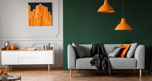 Home Design: 5 Creative Uses of Color