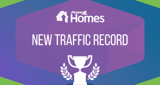 New Traffic Record on Point2 Homes, Over 8 Million Visits in April 2019