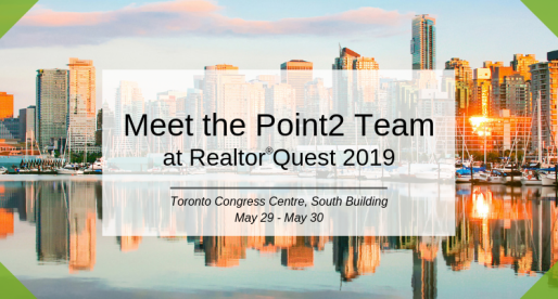 Meet the Point2 Team at RealtorQuest 2019