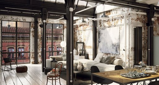 7 Industrial Design Ideas for a Modern Home