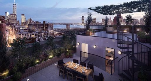 Luxurious Penthouse for Sale in West Village