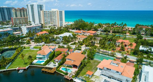 Luxury Real Estate Prices in Miami Beach Keep Falling