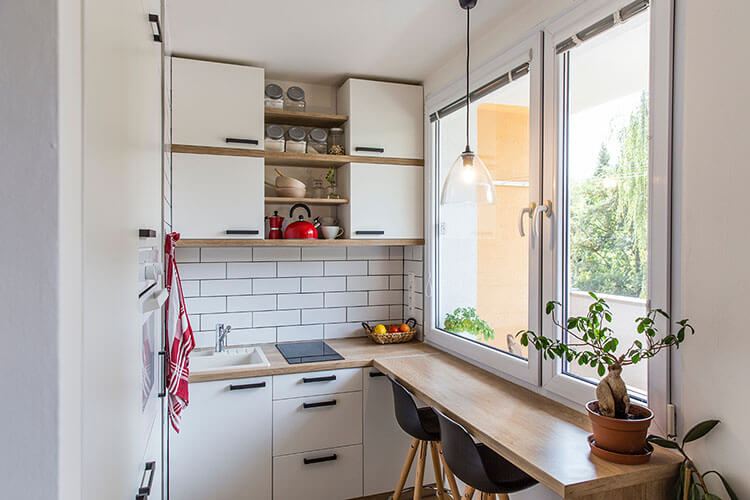5 Custom Cabinet Design Hacks To Make The Most Of A Small Kitchen Point2 News