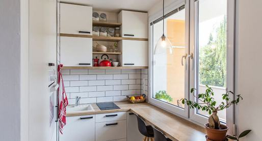 5 Custom Cabinet Design Hacks to Make the Most of a Small Kitchen