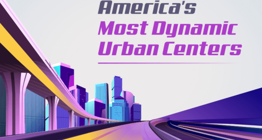 America's Most Dynamic Urban Centers [150 U.S. Cities Ranked]