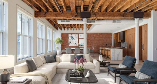 Modern Loft with Classic Character for Rent at 62 Wooster Street
