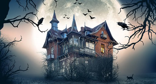 Halloween & Haunted Houses: How it All Started