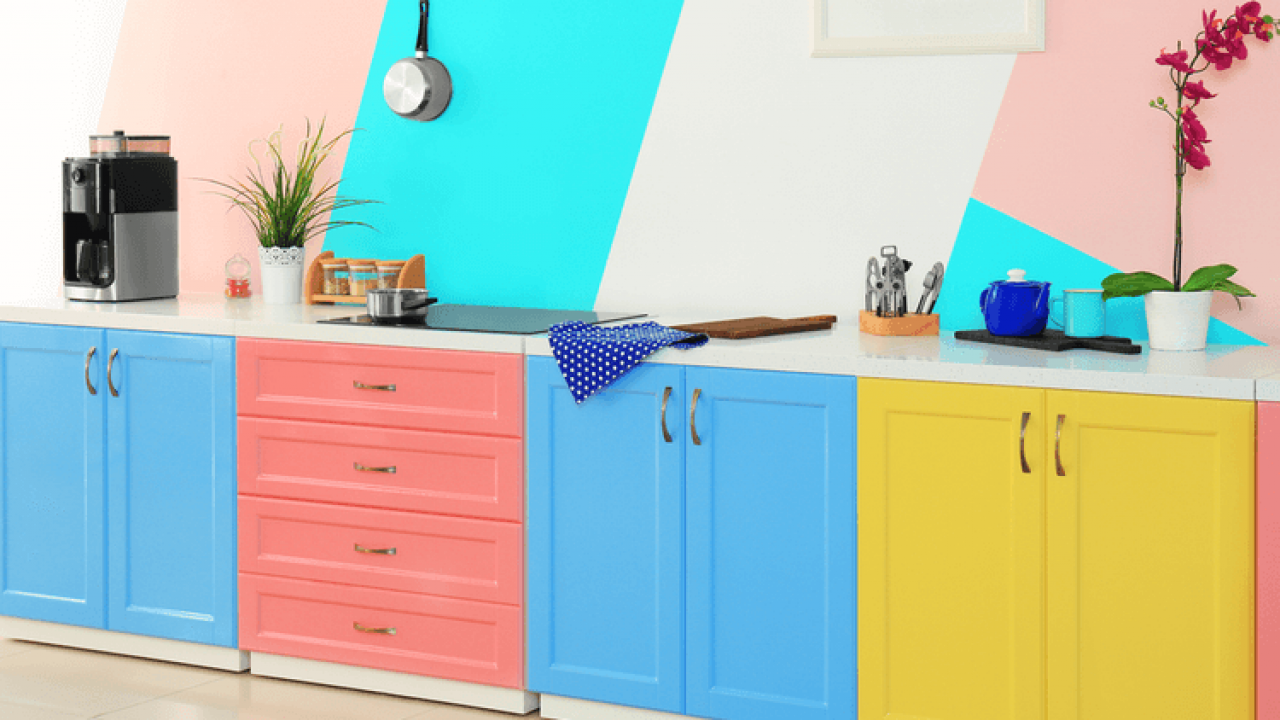 Everything You Need To Know About Painted Kitchen Cabinets Point2 News
