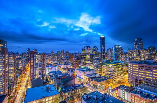 Canada Sees Increased Wealth Concentration Amid COVID-19