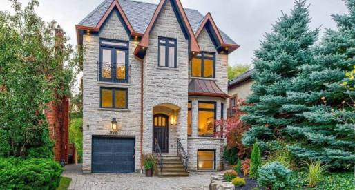 House of the Week:  Beautiful Sun-Filled Home with Outdoor Oasis in Toronto, Ontario