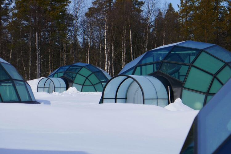 Glass Igloo Homes Finland