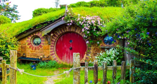 Here Are More Weird Houses Around the World