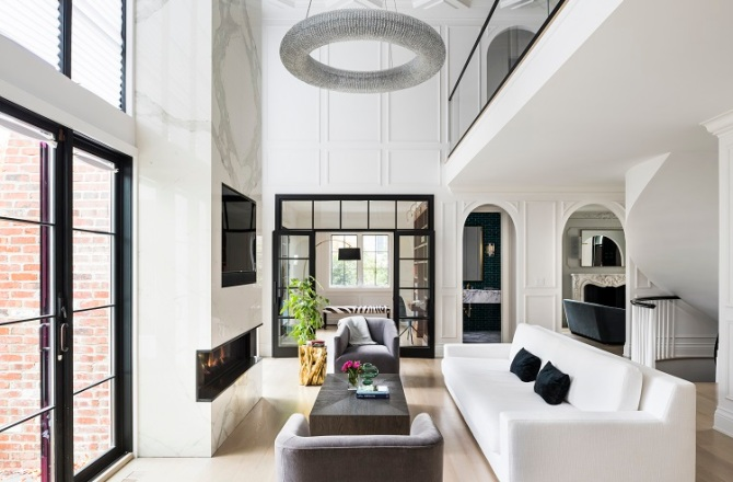 Behind the Scenes: A Peek into New York Home Design