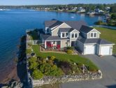 House of the Week: Stunning New Brunswick Home with Amazing Water Views