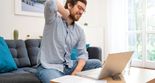 Working From Home? Here's What You Should Know About Ergonomics