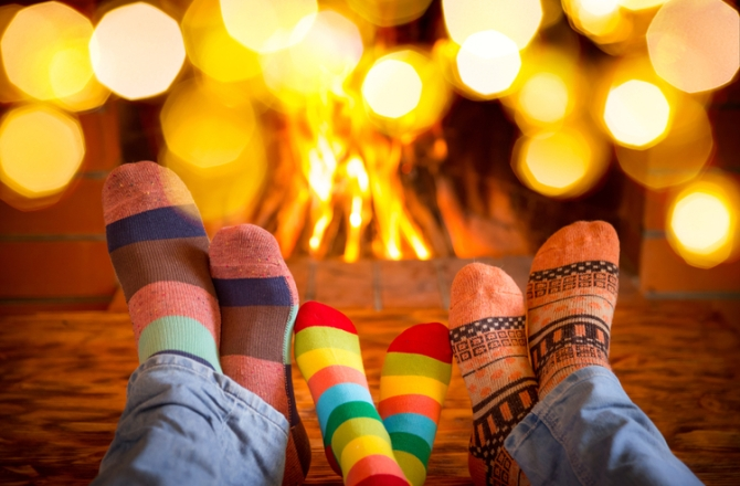 How to Make the Most of the Holidays at Home
