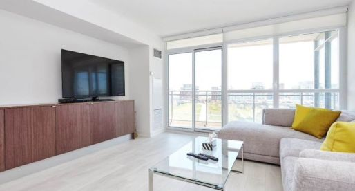 Rental of the Week: Stylish Condo with Stunning Toronto Views