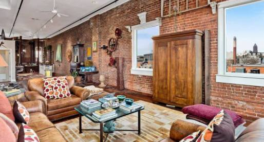 House of the Week: Unique Loft Compound in Downtown Atlanta