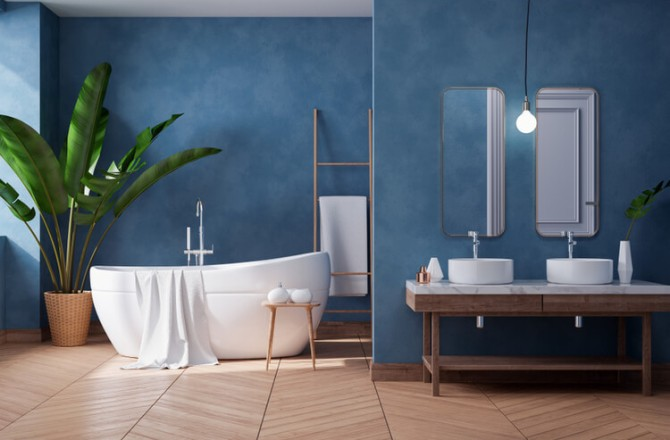 Bathroom Design Ideas: What's Hot Right Now?