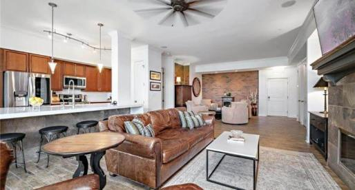House of the Week: Beautiful Penthouse Condo in the Heart of Indianapolis