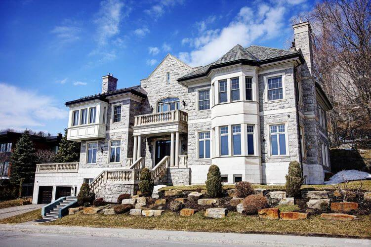 Westmount, Montreal, curb appeal