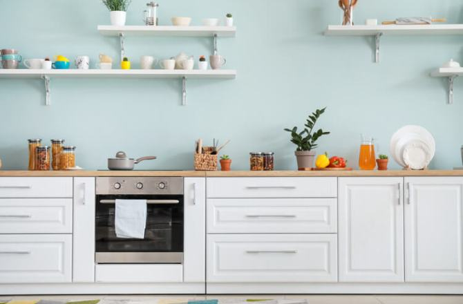 How to Decorate Kitchen Counters: 6 Great Tips