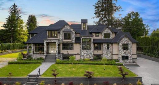 House of the Week: Impressive Abbotsford Home Designed for Entertaining