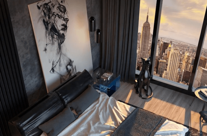 Enjoy More Stunning Rooms with Breathtaking Views