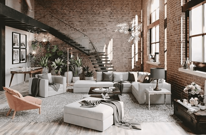What Do You Think of These Jaw-Dropping Lofts?
