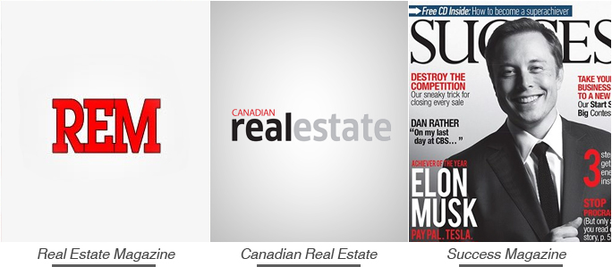 Real Estate Magazines