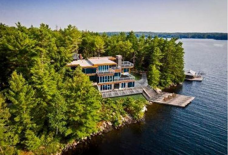 Why Buy a Luxury House when You Can Own A Private Island For Less?