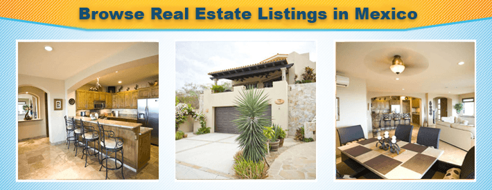 Real Estate Listings in Mexico