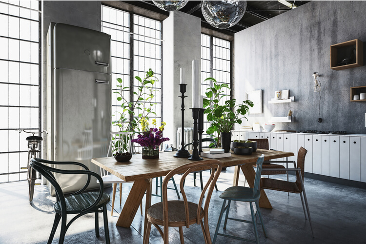 Mixing Home Design Styles Farmhouse Industrial